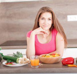 Ешьте меньше - насыщайтесь быстрее