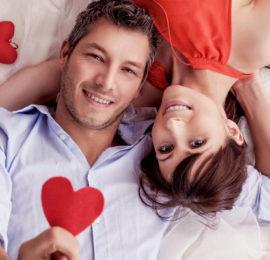 Препарат Виагра и День святого Валентина