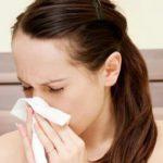 Как избавиться от надоедливого насморка?