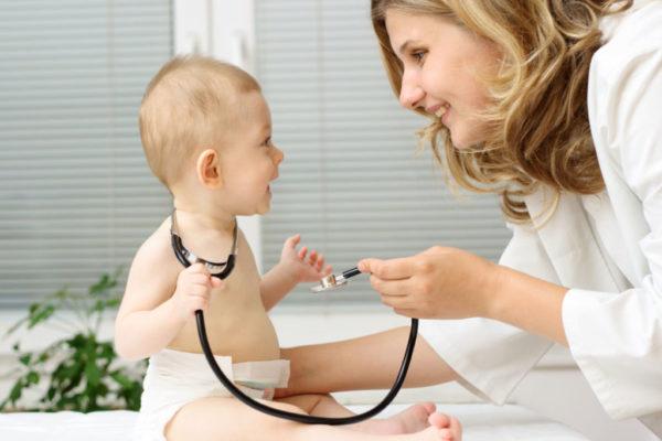 Врач педиатр - важный детский диагност