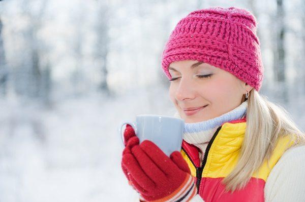 Здоровый образ жизни, крепкий иммунитет и зима