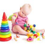 Игрушки для детей: безопасность в первую очередь