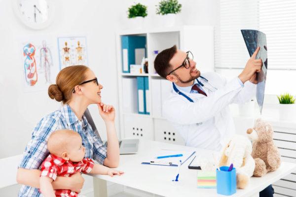 Для чего работает детский травматолог-ортопед