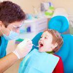 Как отвести ребенка к стоматологу?