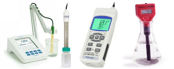 Основные характеристики измерительных устройств медицинского назначения