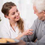 Как определить родственника в пансионат для пожилых
