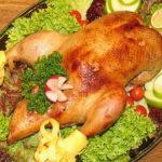 Учимся готовить: вкуснейший рецепт гуся запеченного в сметане
