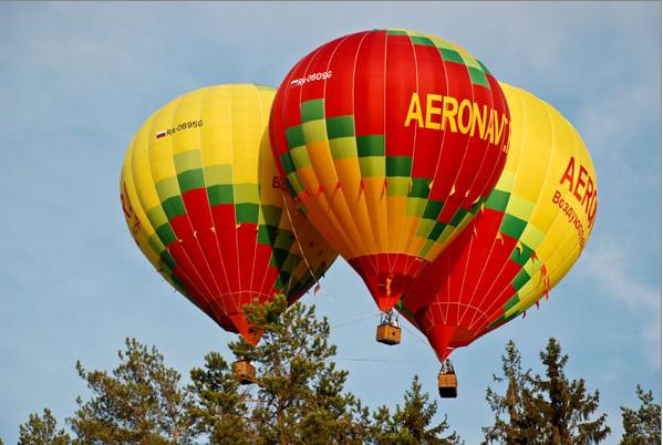 Полеты на воздушном шаре: как это происходит?
