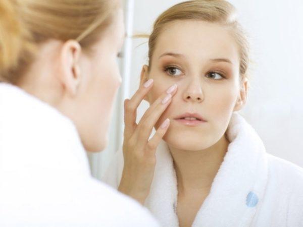 Правильный уход за кожей лица во время беременности