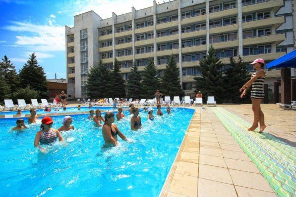 Доступный и комфортный отдых в пансионатах Крыма