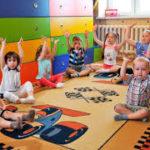 Детский сад в жизни ребенка