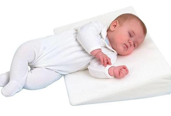 Основные требования относительно выбора подушки для ребенка