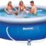 Что нужно знать, выбирая надувной бассейн?