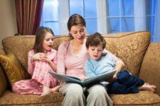 Чтение с мамой