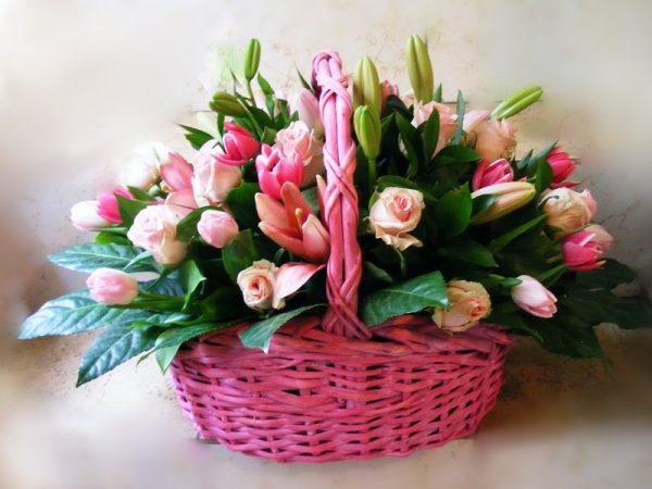 В каких условиях должны храниться свежие цветы