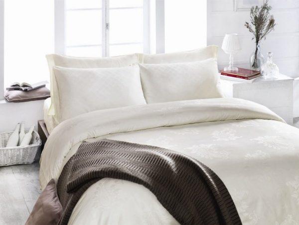 Тщательный выбор постельного белья