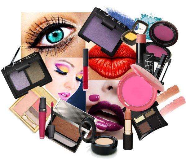 Разнообразие декоративной косметики