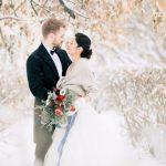 Тренды зимних свадеб