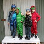 «Villervalla» — стильная и удобная одежда для детей