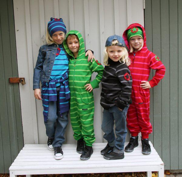 «Villervalla» - стильная и удобная одежда для детей