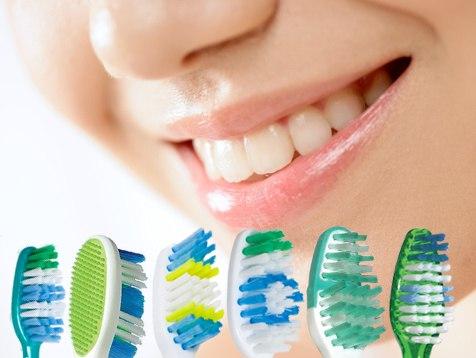 Выбор правильной зубной щетки