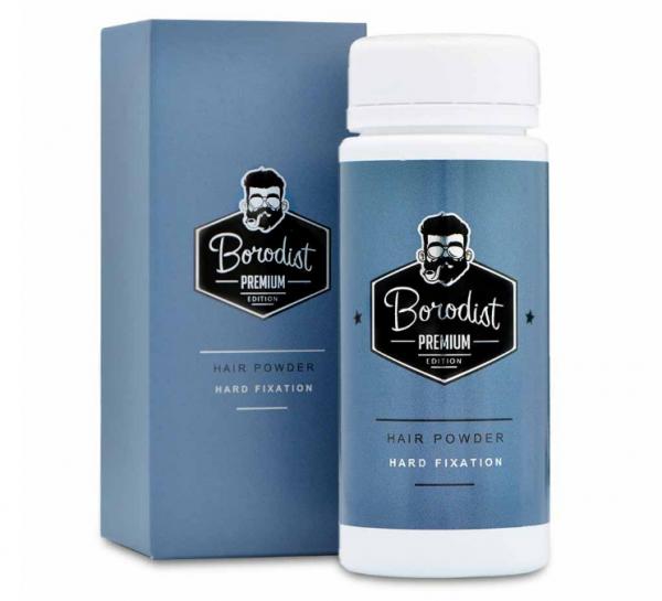 «Дядя Бритва» - брендовые пудры для волос и другие товары для мужчин