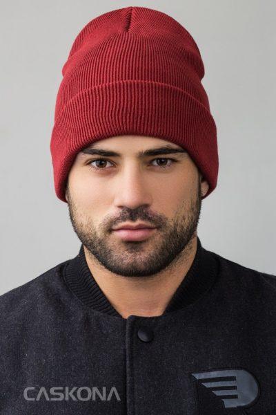 Модные зимние шапки для мужчин