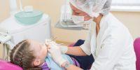Детское отделение в стоматологии «Колибри»