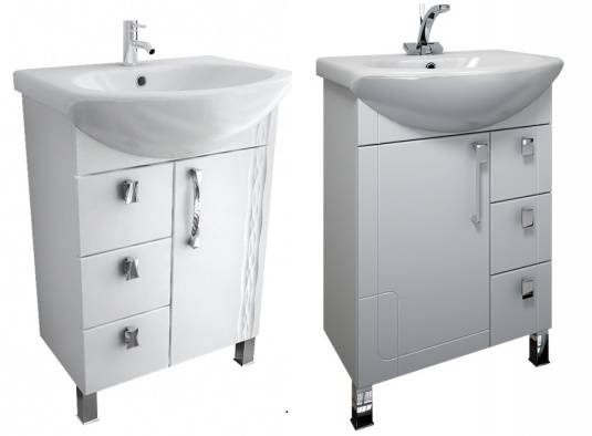 Какая мебель нужна для ванной комнаты?