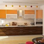 Расставляем цветовые акценты на кухне