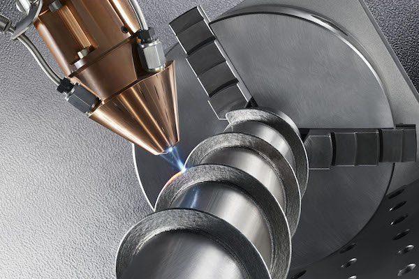 Лазерная наплавка металла по импортной технологии